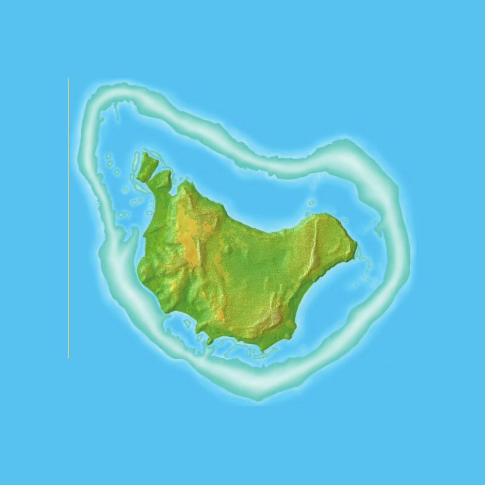 Naitauba Map